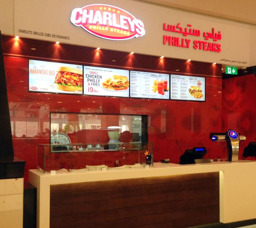 Charleys MOE